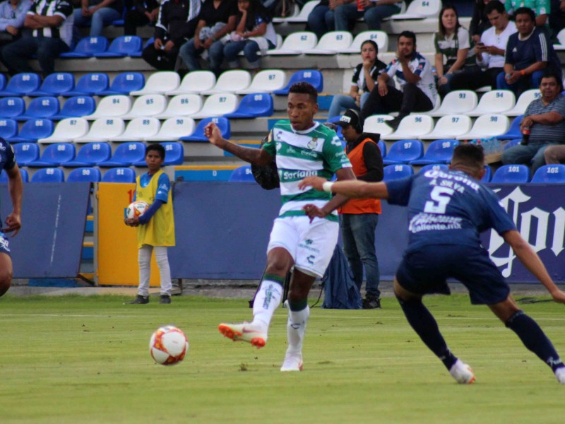 Santos dice adios a la Copa MX