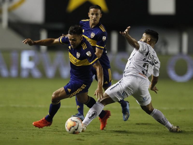 Santos humilla a Boca Juniors para avanzar a la final