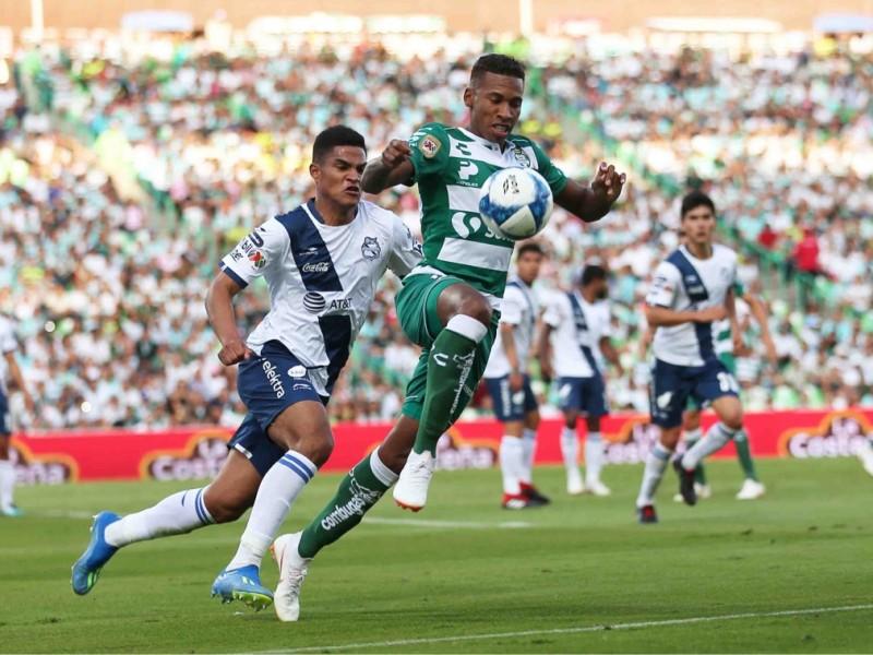 Santos Laguna regresa a la victoria