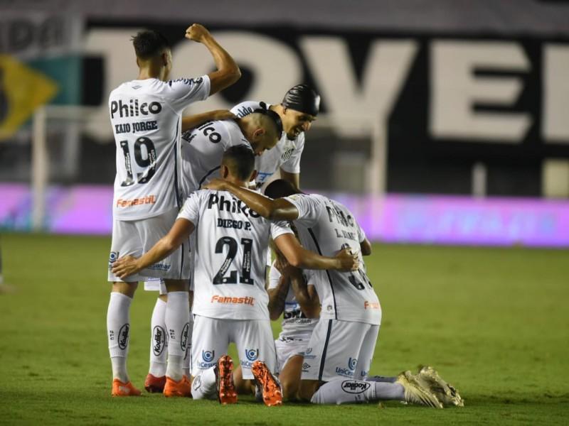 Santos segundo finalista de la Copa Libertadores