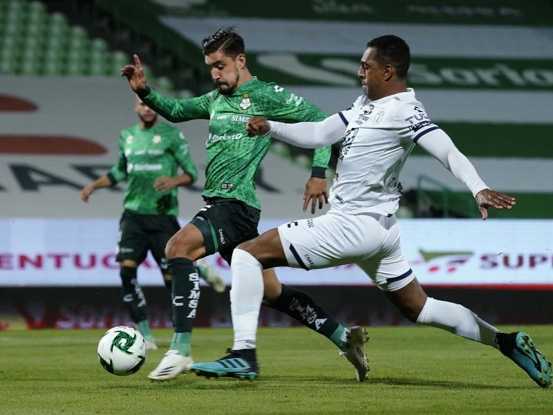 Santos sufre dolorosa eliminación ante Pachuca
