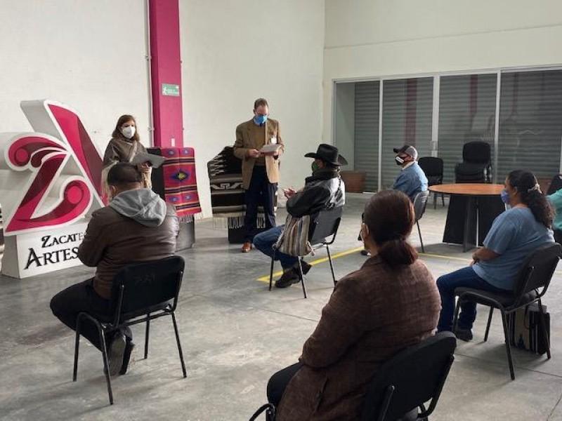 Saraperos zacatecanos ganan premio nacional