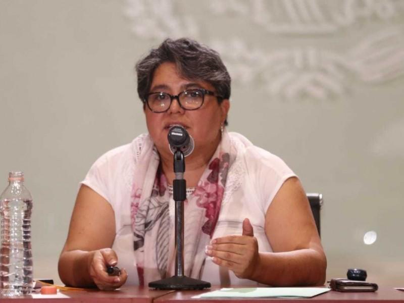 SAT ya tiene nueva titular, es Raquel Buenrostro