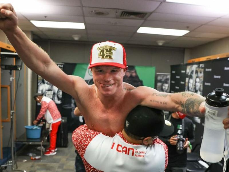 Saul Álvarez confirma pelea en febrero