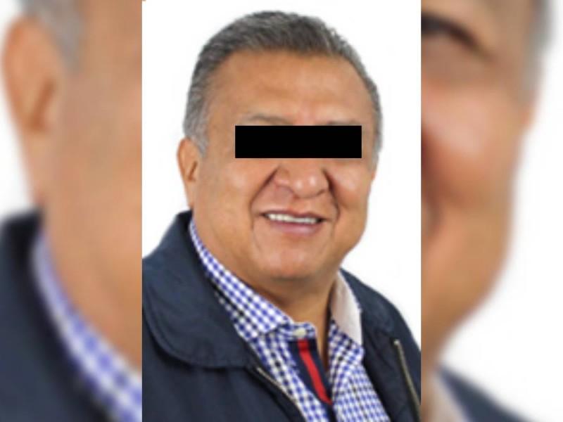 Saúl Huerta renuncia a candidatura