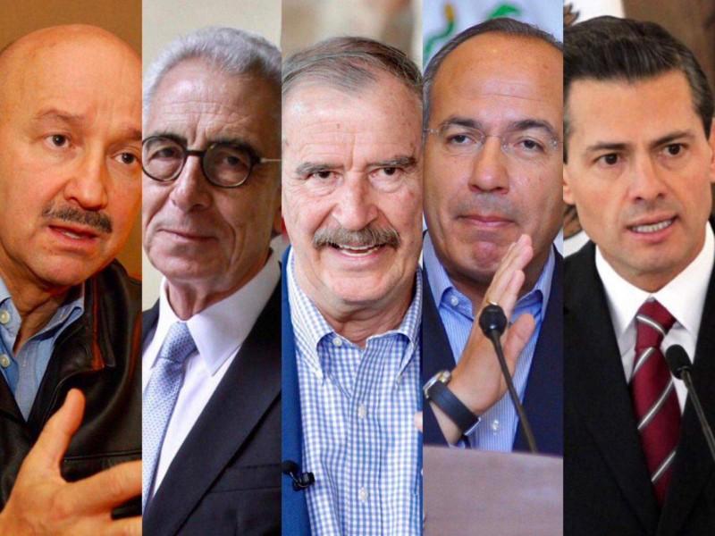 SCJN discute constitucionalidad de consulta para enjuiciar a expresidentes