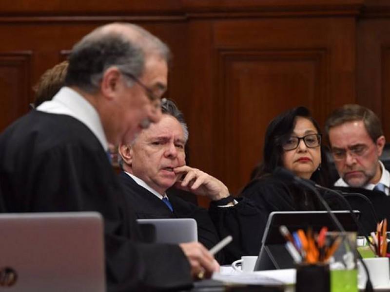 SCJN inicia discusión sobre Ley de Remuneraciones