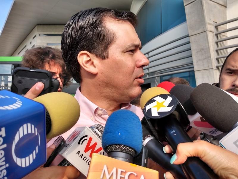 SCT supervisa  avance en estaciones: Diego Monraz