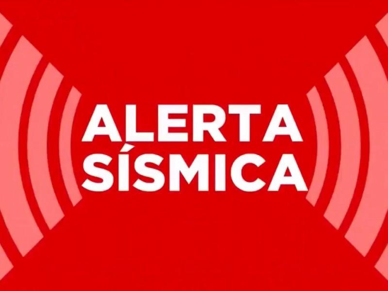 Se activa alerta sísmica en la CDMX