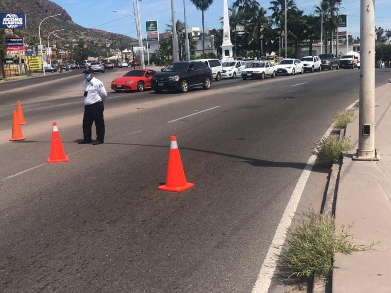 Se activa Filtro Sanitario en Guaymas