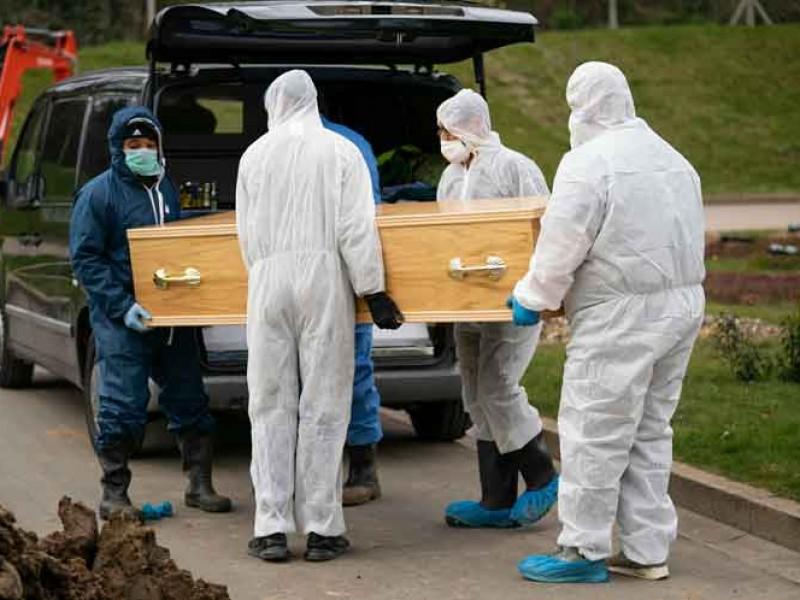 Se acumulan 2 mil 299 fallecimientos por Covid-19 en Sonora