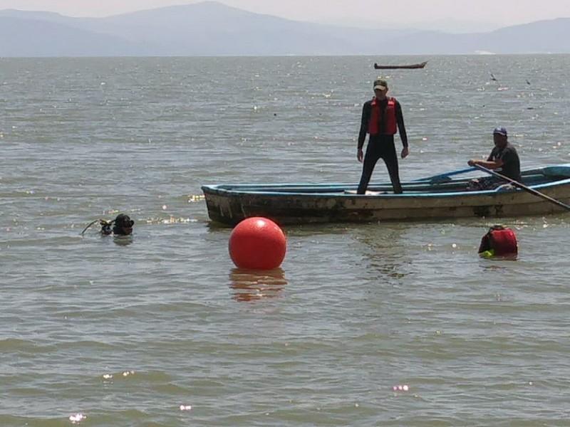 Se ahogan dos jóvenes en lago de Chapala