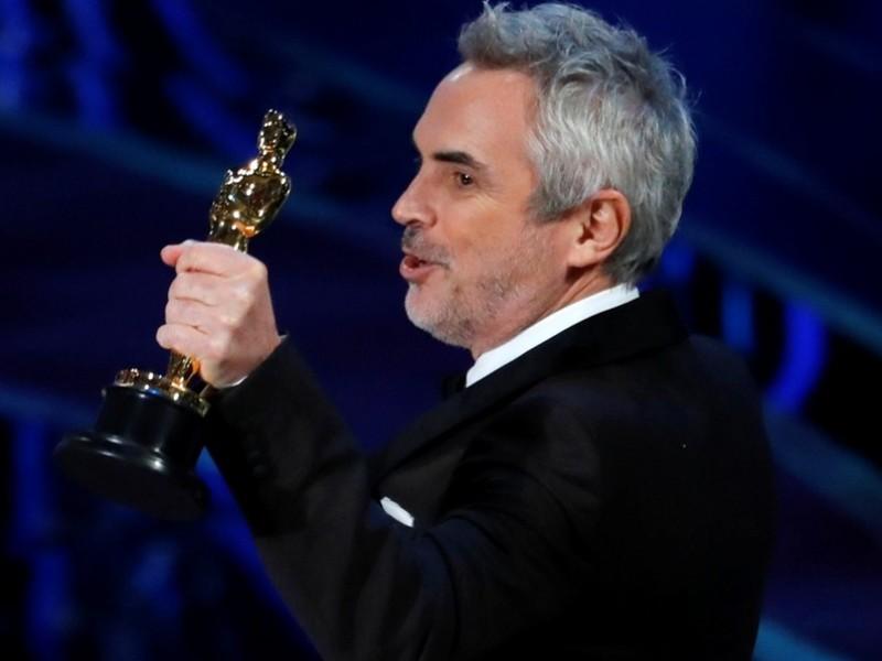 Se alza ´Roma´ con 3 premios Oscar