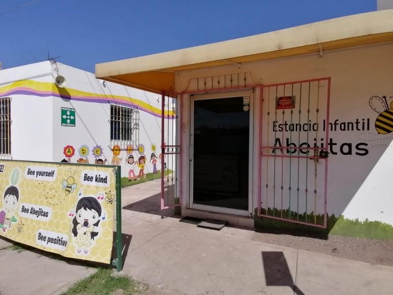 Se amparan 11 estancias infantiles para abrir sus puertas