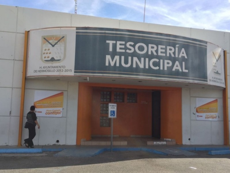 Se amplia a junio descuentos en impuestos municipales de Hermosillo