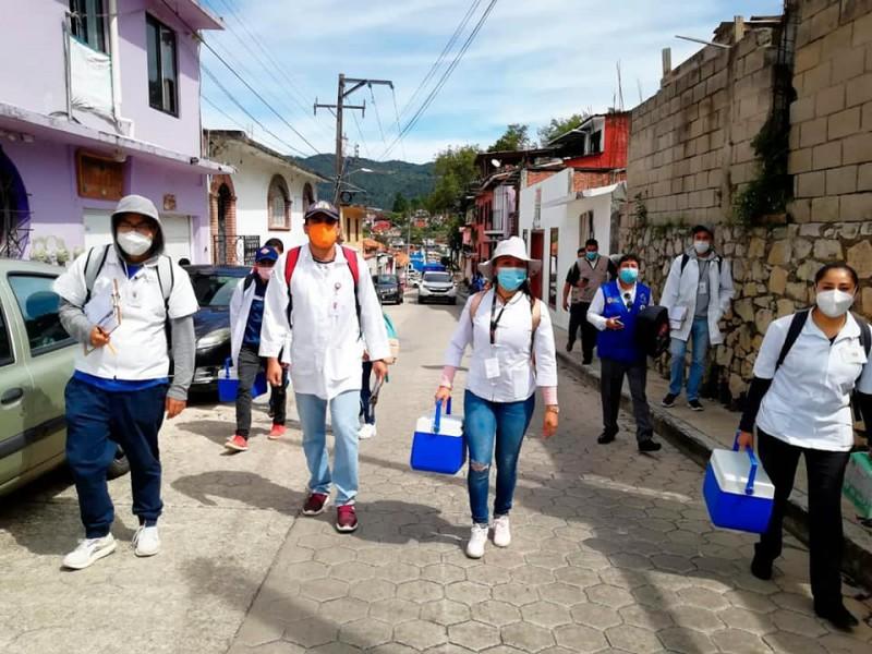 Se amplía programa de vacunación anti-COVID-19 en Chiapas