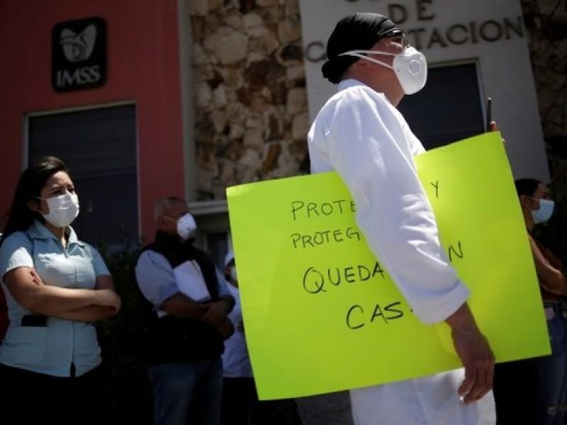 Se aplana la curva de contagios, afirman autoridades mexicanas