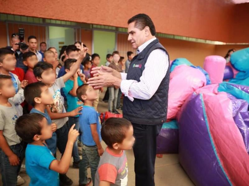 Se aplicará Reforma Educativa en Michoacán