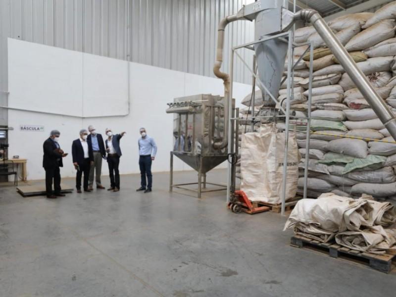 Se busca exportar productos zacatecanos  a Alemania y Europa