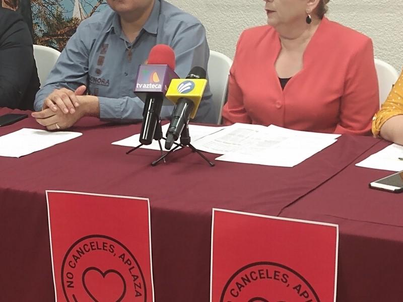 Se cancelan eventos masivos en Cajeme, OCV lanza campaña