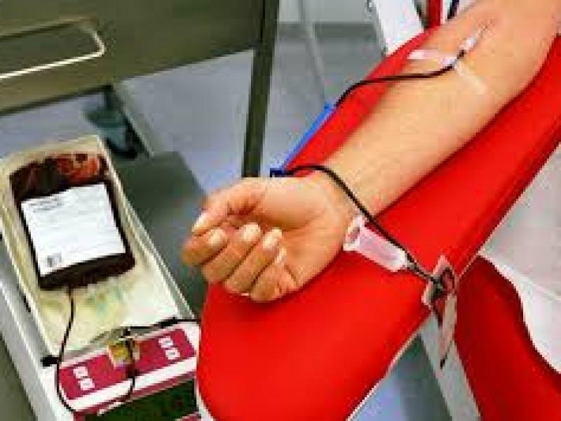 Se celebra día mundial del donante de sangre