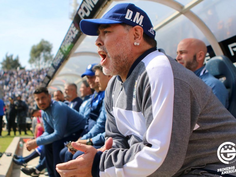 Se complica el estado de salud de Maradona