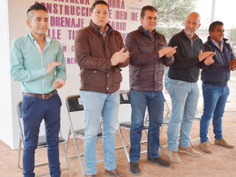 Se compromete Toño Mejia a mejorar Tequisquiapan