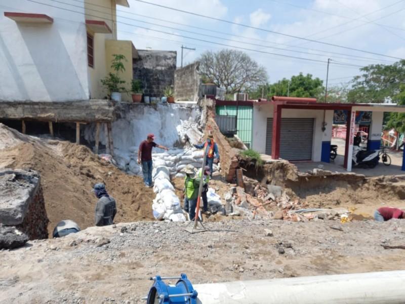 Se concluirá con obras antes de terminar administración:Director de Obras