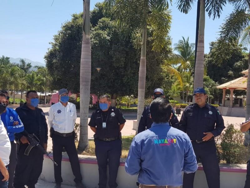 Infectados de Covid-19 arribaron a BADEBA asegura gobernador