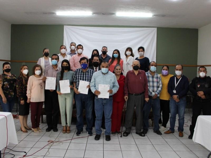Se conforma el Comité Municipal de Salud en Jacona