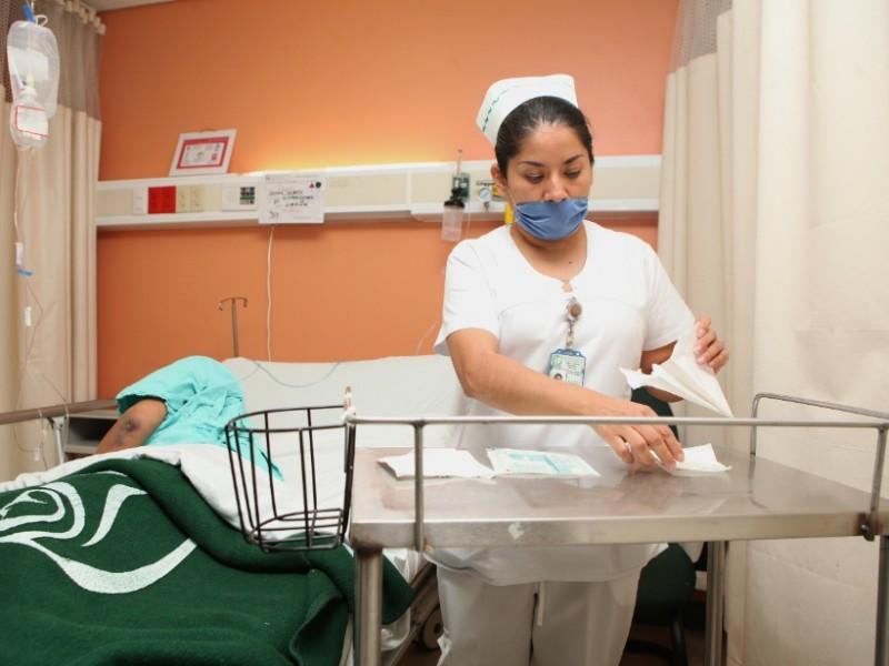 Se conmemora en México el Día de la Enfermera