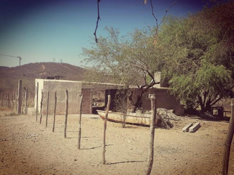 Se convierten en comunidades fantasmas por la falta de agua