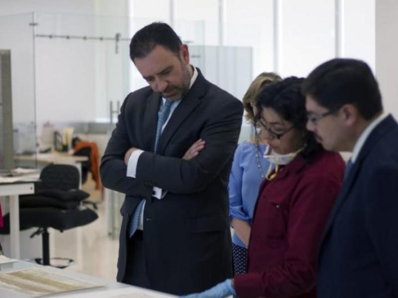 Se creará plataforma de Glosa Historia de Zacatecas
