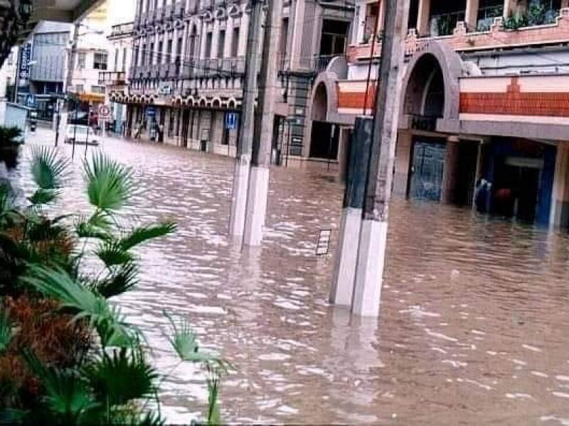 Se cumplen 22 años de la gran inundación en Tuxpan
