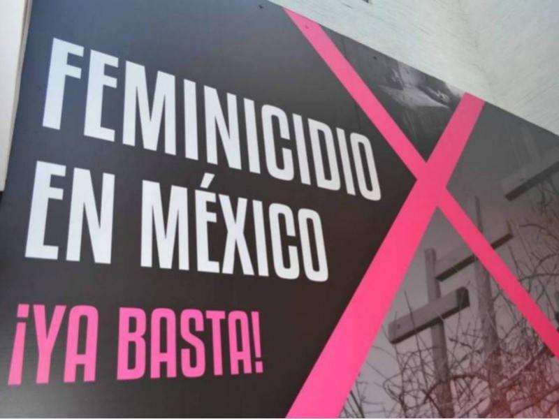Se denuncian más de 700 feminicidios en México en 2020