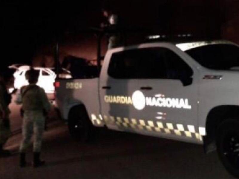 Se desata balacera entre delincuentes y GN en Esperanza