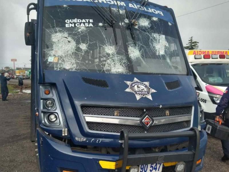 Se desata violencia en normal de Tiripetío, Michoacán