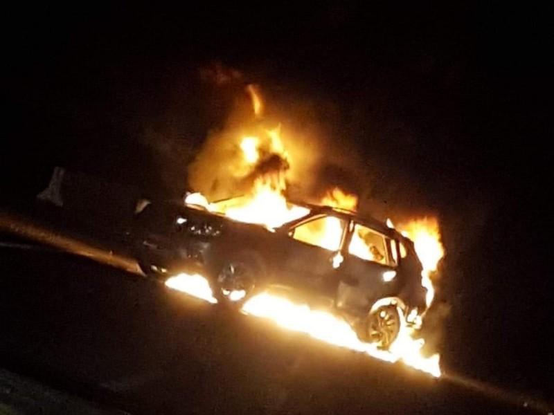 Se desatan bloqueos carreteros en Guanajuato