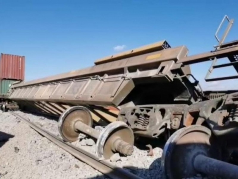 Se descarrilan trenes en Guanajuato y Querétaro