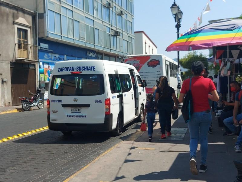 Se deslinda líder transportista de acusaciones de estafa por consesion