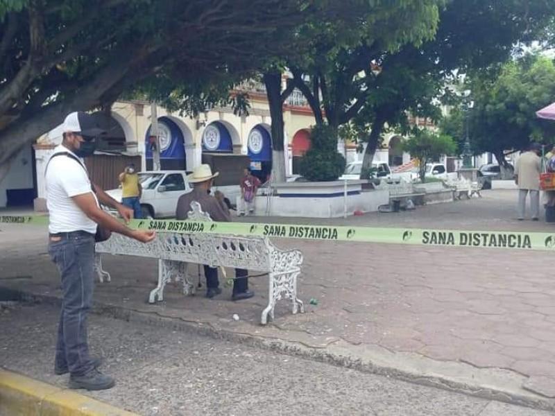 Se deslinda y reprueba eventos masivos Presidente de Santiago Ixcuintla