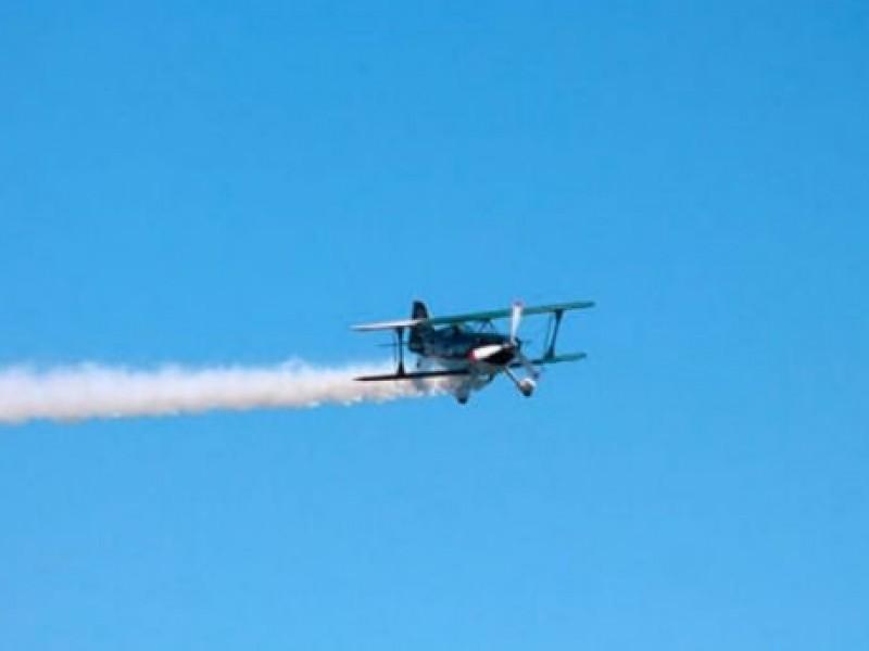 Se desploma avioneta en el Valle del Yaqui