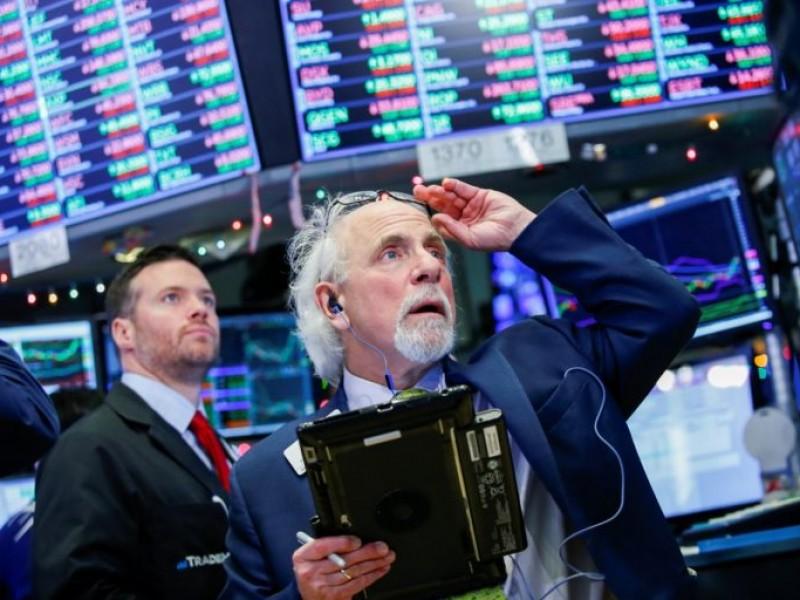 Se desploma Wall Street y BMV