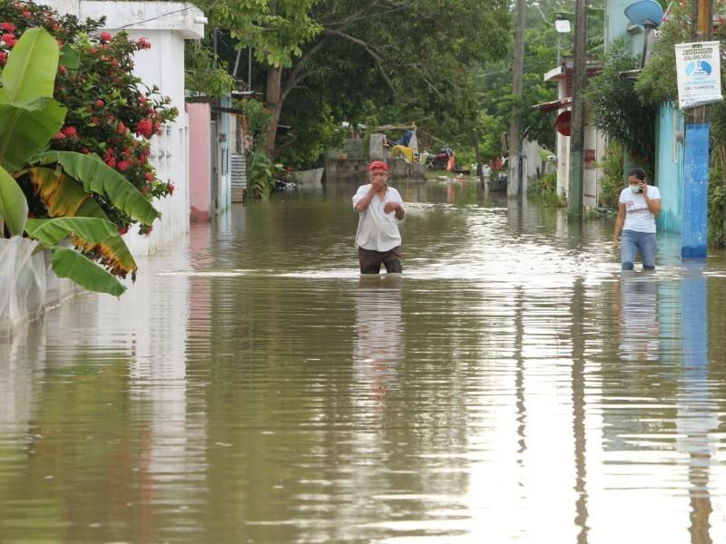Se destinarán 18 mil MDP a afectados por lluvias: AMLO