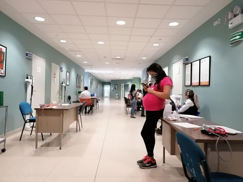 Se dispara demanda de atención en Centro de Salud Urbano