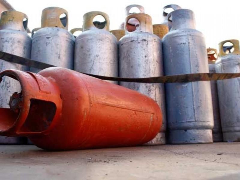 Se dispara el precio del gas LP en Puebla