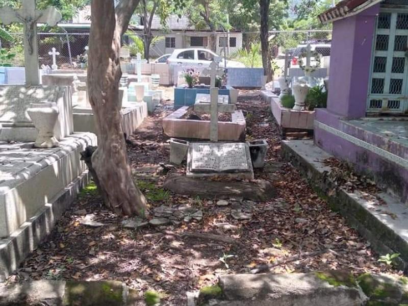 Se disparán precios de lotes en Panteón entre particulares