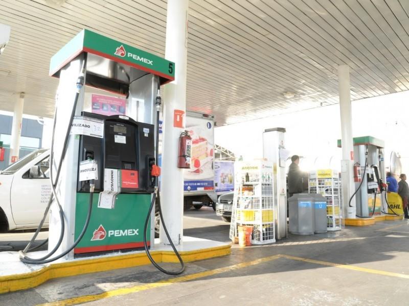 Se eleva el precio de gasolina en Ahome