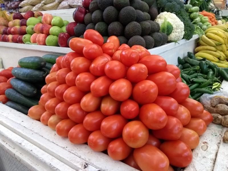 Se eleva el precio de hortalizas