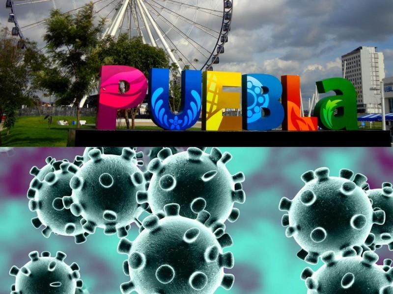 Se elevan a 9 los casos de coronavirus en Puebla